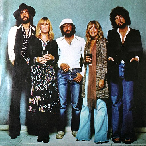 Fleetwood Mac Billboard 1977