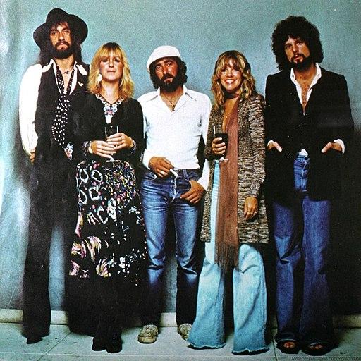 Fleetwood Mac Billboard 1977